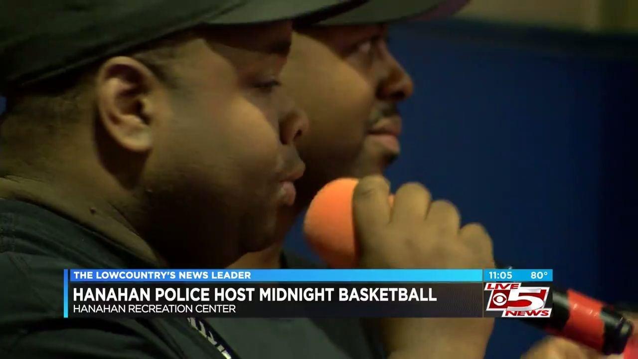 Live 5 News - Midnight Basketball