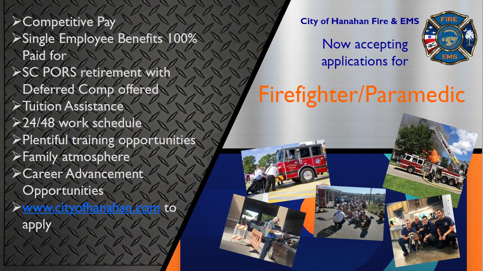 HDF is hiring