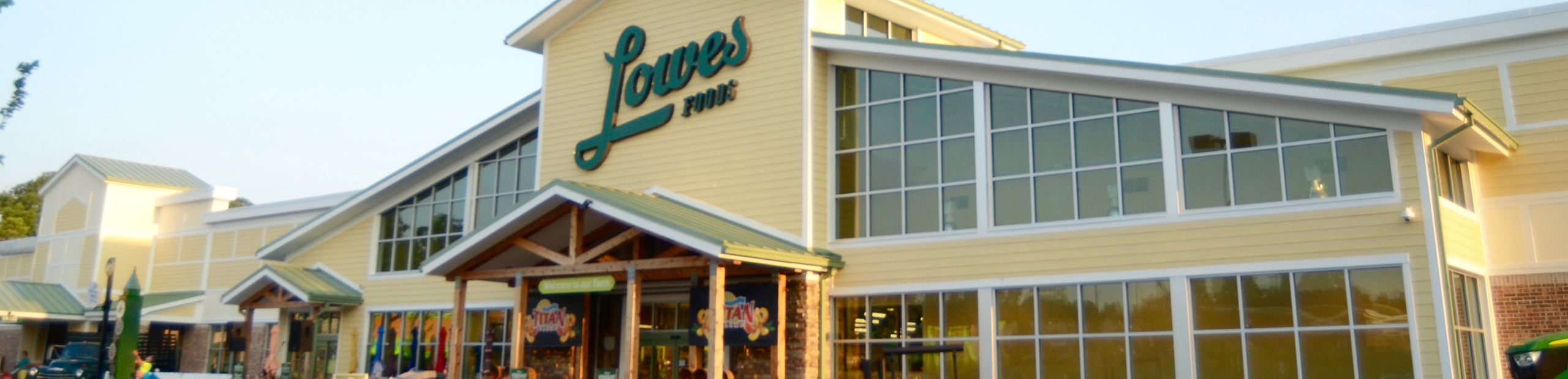 Picture of Lowes Foods Store