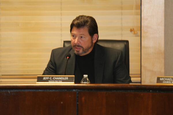 Mayor Pro-Tem Chandler