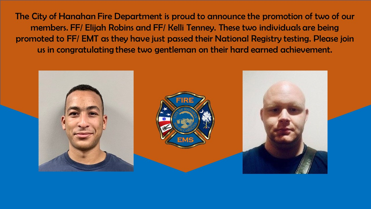 Image of two firefighters
