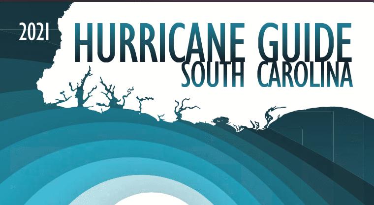 2021 Hurricane Guide cover